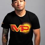 Manny Perez Signature Black T