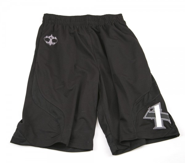 All-Star Authentic Gym Shorts - Black/Gray