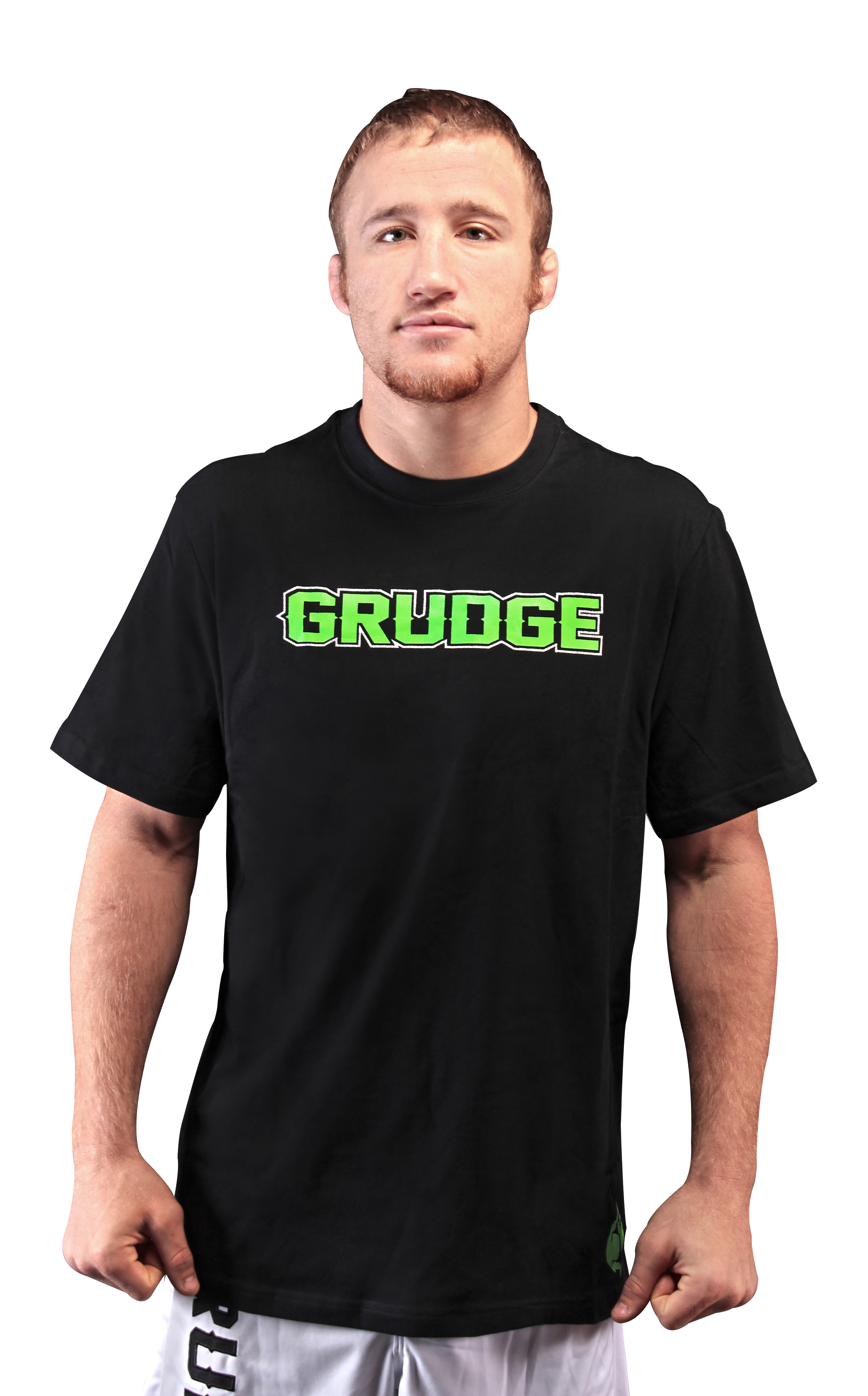 Grudge Performance T Black/ Fluorescent Green