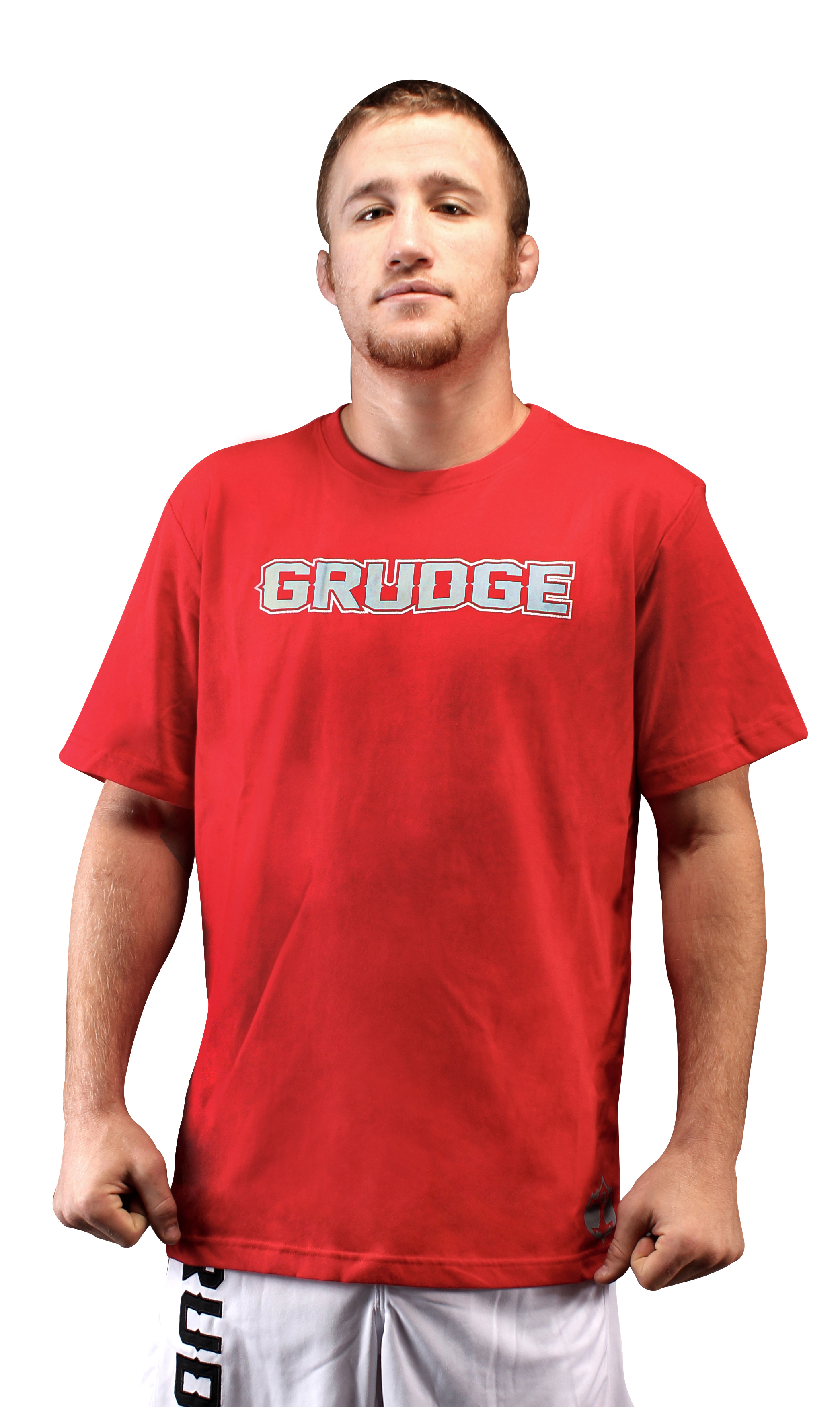 Grudge Performance T Red/ Gray