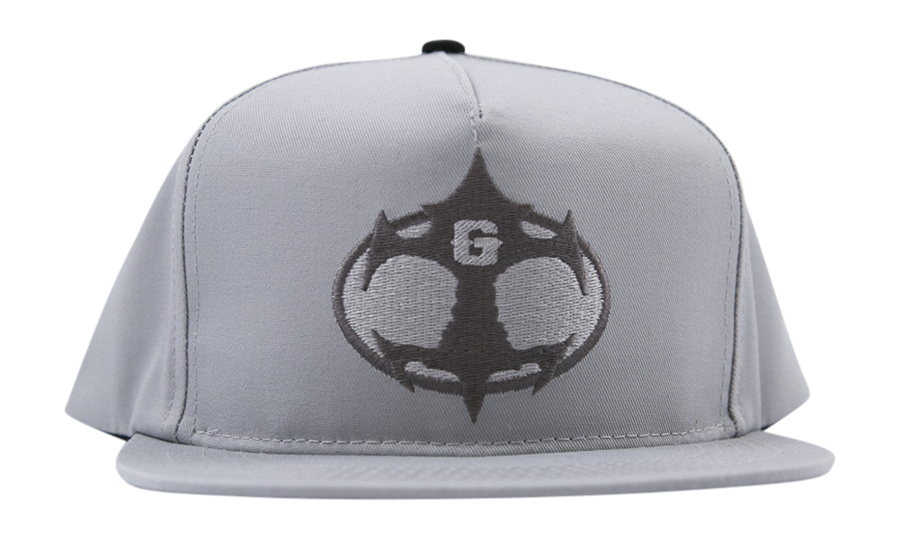 Grudge Signature Hat- Gray