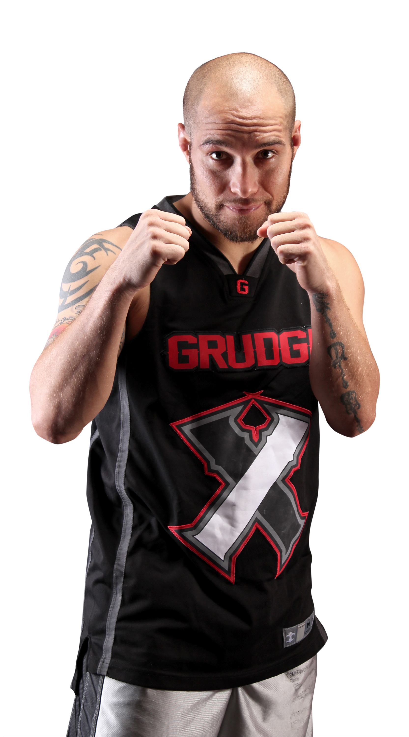 Revolution MMA Jersey - Black/Red